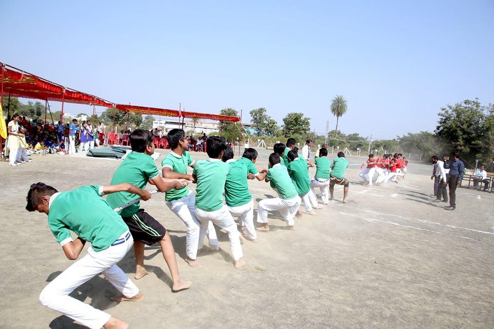 Ram Shanti Vidya Mandir Pandhurna